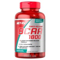 Фото Met-Rx Timed-Release BCAA 1800 120 caps