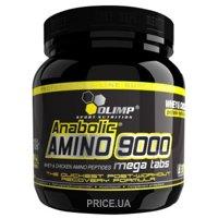 Фото Olimp Labs Anabolic Amino 9000 300 tabs