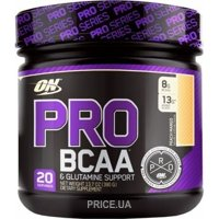 Фото Optimum Nutrition Pro BCAA 390g (20 servings)