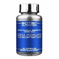 Фото Scitec Nutrition Taurine 90 caps