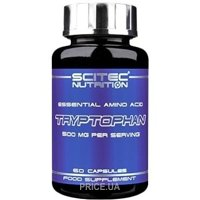 Фото Scitec Nutrition Tryptophan 60 caps