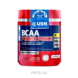 Фото USN BCAA Power Punch 400g