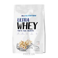 Фото All Nutrition Ultra Whey 2270 g (69 servings)