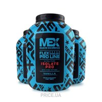 Фото MEX Isolate Pro 1816 g (  62.5 servings)