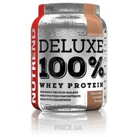 Фото Nutrend Deluxe 100% Whey Protein 900 g