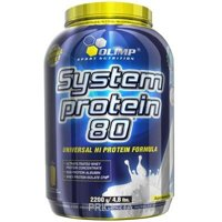 Фото Olimp Labs System Protein 80 2200 g (63 servings)