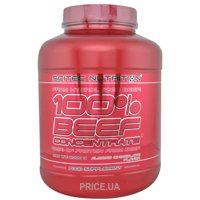 Фото Scitec Nutrition 100% Beef Concentrate 1000 g (33 servings)