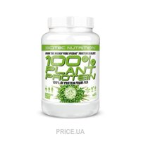 Фото Scitec Nutrition 100% Plant Protein 900 g (30 servings)