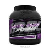 Фото TREC Nutrition Whey Pump X-treme 1800 g