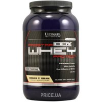 Фото Ultimate Nutrition Prostar 100% Whey Protein 907 g