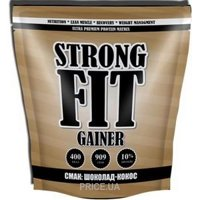 Фото Strong FIT Gainer 10 909 g