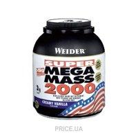 Фото Weider Super Mega Mass 2000 3000 g