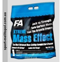 Фото FA Nutrition Xtreme Mass Effect 5000g