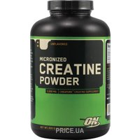 Фото Optimum Nutrition Micronized Creatine Powder 600 g