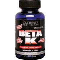 Фото Ultimate Nutrition Beta K 200 caps
