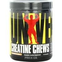 Фото Universal Nutrition Creatine Chews 144 tabs
