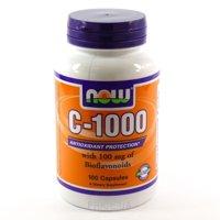 Фото Now Vitamin C-1000 100 caps