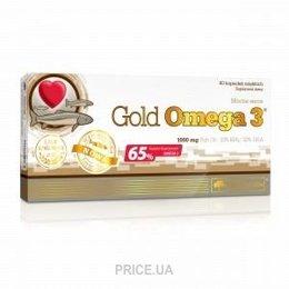 Фото Olimp Labs Gold Omega 3 65% 60 caps