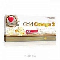 Фото Olimp Labs Gold Omega-3 65% 60 caps