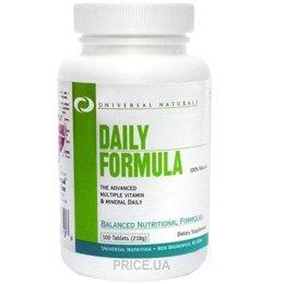 Фото Universal Nutrition Daily Formula 100 tabs
