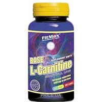 Фото FitMax Base L-Carnitine 60 caps