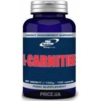 Фото Pro Nutrition L-Carnitine 100 caps
