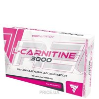 Фото TREC Nutrition L-Carnitine 3000 60 caps