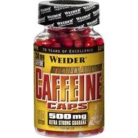 Фото Weider Caffeine Caps 110 caps