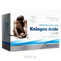 Фото Olimp Labs Kolagen Activ Plus 80 tabs