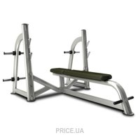 Фото Pulse Fitness Olympic Horizontal Bench Press 820G