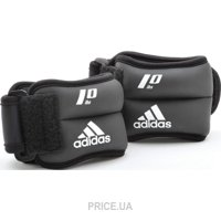 Фото Adidas Ankle/Wrist Weights 2x1 kg (ADWT-12228)
