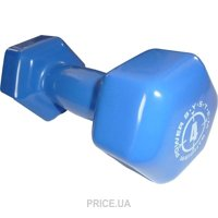 Фото Power System Power dumbell 1x4,0 kg (PS-4027)