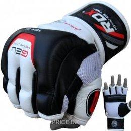 Фото RDX Снарядные перчатки, битки Leather