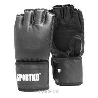 Фото Sportko Перчатки для MMA ПД-5