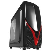 Фото RAIDMAX Viper II w/o PSU Black/red
