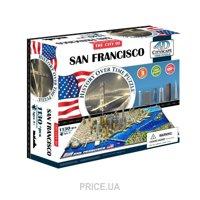Фото 4D Cityscape Сан-Франциско. США (40044)