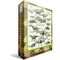 Фото EuroGraphics Динозавры Мелового пероида (6000-0098)
