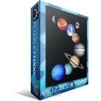 Фото EuroGraphics Солнечная система (6000-0100)