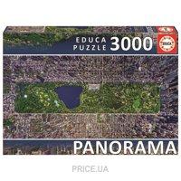 Фото Educa Центральный парк Нью-Йорк 3000 элементов (EDU-16781)