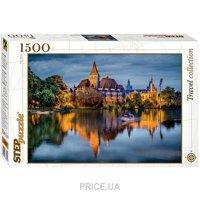 Фото Step puzzle Замок у озера (1500 эл.) (83050)