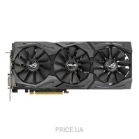 Фото ASUS GeForce GTX 1080 STRIX GAMING 8Gb (STRIX-GTX1080-8G-GAMING)