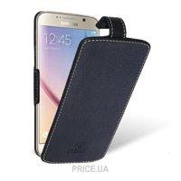 Фото Stenk Чехол-флип Handy для Samsung Galaxy S6 SM-G920F Черный