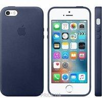Фото Apple iPhone SE Leather Case - Midnight Blue (MMHG2)