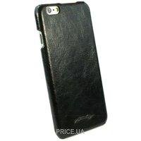 Фото Alston Craig Leather Slim Shell Case для iPhone 6 Plus Black (J1_25)