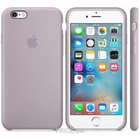 Фото Apple iPhone 6s Silicone Case - Lavender (MLCV2)