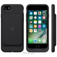 Фото Apple iPhone 7 Smart Battery Case - Black (MN002)