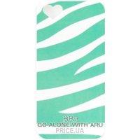 Фото ARU iPhone 5S Zebra Stripe Green