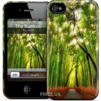 Фото Gelaskins Hard Case for iPhone 4/4S The Bamboo Forest