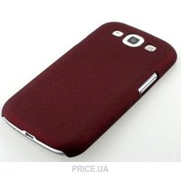 Фото iPearl Villus Matte case Samsung Galaxy S3 red (IP12-GS3-08201D)