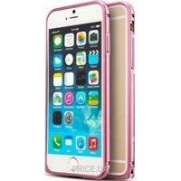 Фото Mooke Metal Bumper iPhone 6 Plus/6S Plus Pink